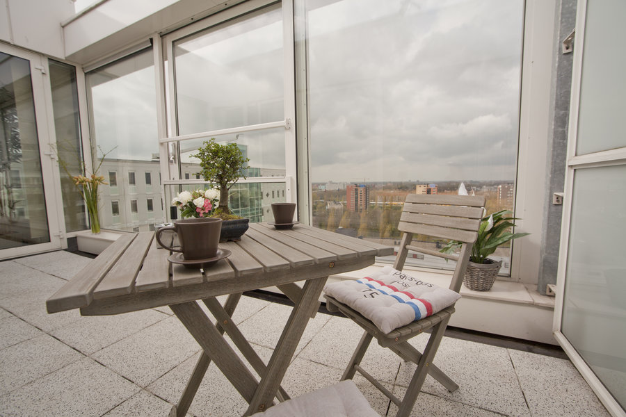 Two Bedroom Short Stay Serviced Apartment in Amsterdam